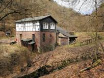 Alter Schleifkotten im Kaltenbachtal