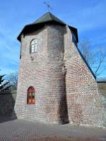 Wehrturm in der Stadtmauer