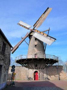 Die Kriemhildmühle in Xanten