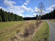 Blick in das obere Schwalmbachtal