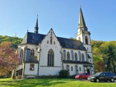 Die katholische Pfarrkirche Sankt Laurentius