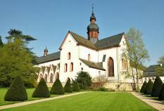Die Klosterkirche Eberbach