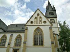 Südansicht der Kirche