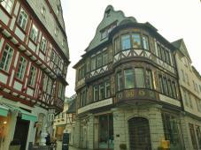 In der Altstadt von Limburg