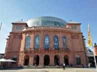Das Staatstheater Mainz