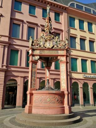Marktbrunnen am Dom
