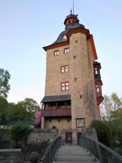 Der alte Wohnturm