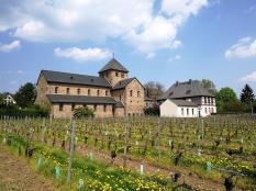 Die Kirche in Oestrich
