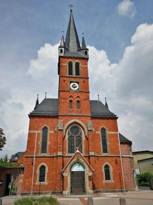 Die Katholische Kirche St. Lullus-Sturmius
