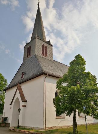 Kirche am Schlossplatz