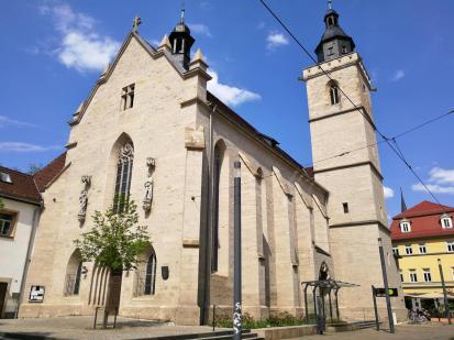 Allerheiligenkirche in der Marktstraße