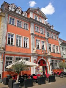 """Haus """"Hierana"""" am Wenigermarkt"""