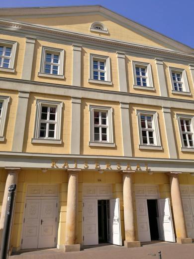 Der Kaisersaal in der Futterstraße