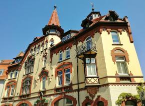 Haus in der Altstadt