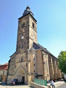 Margaritenkirche am Neumarkt