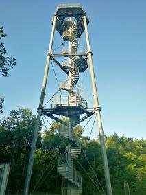 Da ist der Turm
