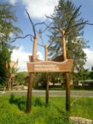 Am Nationalparkzentrum