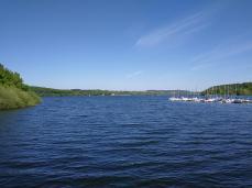 Blick von der Seebrücke Richung Lörmecke