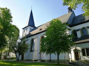 Die Kirche in Körbecke