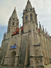 Divi-Blasii-Kirche, an der Bach wirkte