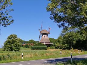 Die alte Stumpenser Mühle