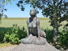 Die Minsener Meerjungfrau
