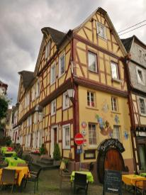 Historisches Fachwerkhaus am Marktplatz