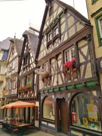 Fachwerkhäuser in der Neustraße