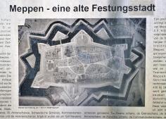 Ringwall der alten Stadtbefestigung