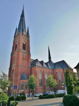 Die Gudulakirche