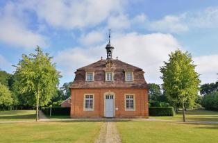 Pavillon der Schlosskapelle
