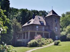 Früheres Haus eines Bergwerksdirektors