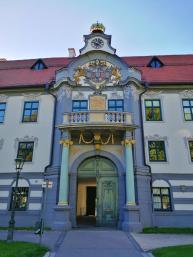 Portal am Fronhof