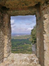 Blick aus der Festungsmauer Richtung Norden