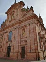 Jesuitenkirche in der Merianstraße