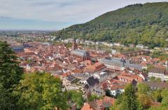 Tour durch Heidelberg