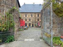 Zugang zum Innenhof