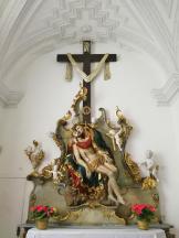 Schmerzhafte Kapelle in der Andechser Wallfahrtskirche