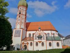 Wallfahrtskirche Sankt Nikolaus und Sankt Elisabeth, Andechs