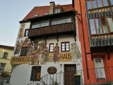 Pfannenstielhaus an der Bergstraße