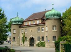 Die Haftanstalt Landsberg, in der Adolf Hitler nach dem gescheirtern Putsch von 1923 einsaß (Foto Richard Mayer | http://commons.wikimedia.org | Lizenz: Creative Commons Attribution 3.0 Unported)