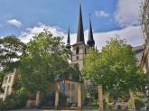 "Die Katedrale ""Notre Dame de Luxembourg"""