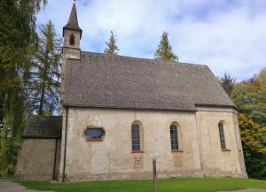 Die Kapelle St Maria