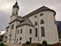 Die katholische Pfarrkirche St. Martin