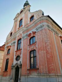 Die Barockkirche St. Maria de Victoria