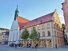 Die ehemalige Klosterkirch St. Johann im Gnadenthal