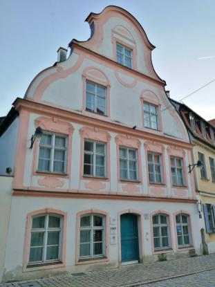 Biedermeier-Haus in der Gerbergasse