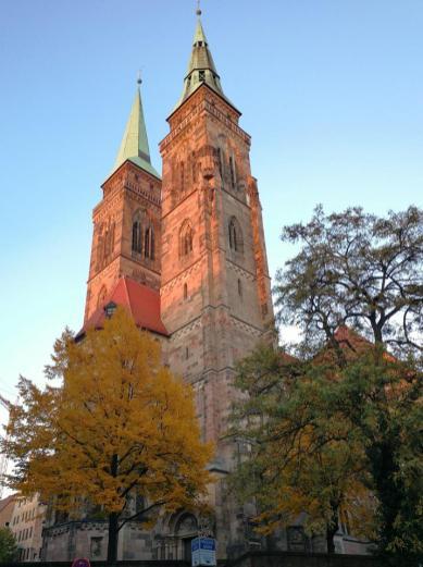 Die Kirche St. Sebald