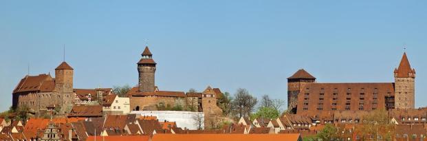 Panoramaaufhahme der Burg (Foto ArtMechanic | http://commons.wikimedia.org | GNU-Lizenz für freie Dokumentation, Version 1.2)