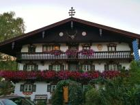Typische Architektur der Region